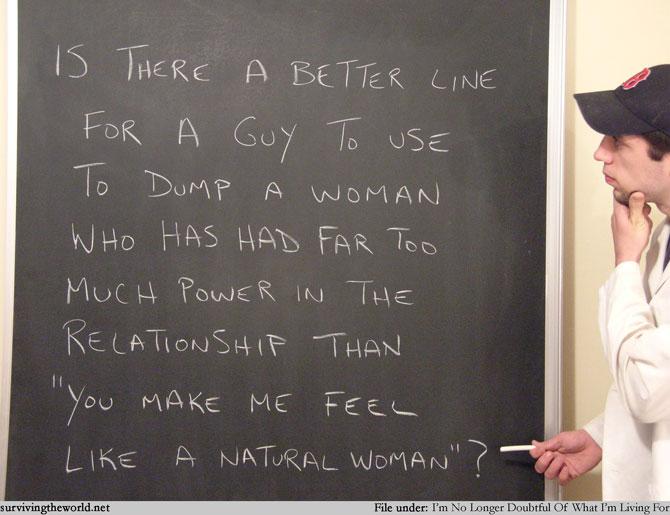 surviving a break up for women